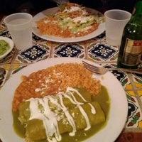 Photo taken at Los Agaves Restaurant by Ellen on 1/16/2012