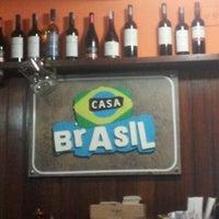 Photo taken at Casa Brasil by Gabriel P. on 1/29/2012