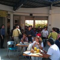 Photo taken at El Café de Tere by Carlos Q. on 12/26/2011