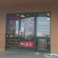Photo taken at Donuts 2 Go by Kourtney H. on 9/3/2011