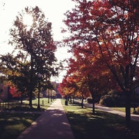 Photo taken at Kent State University by @britodiego on 10/23/2011