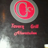 Photo taken at CK's Tavern & Grill by Roger J. on 2/11/2012