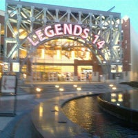 Photo taken at Legends Outlets Kansas City by Jasmine L. on 1/28/2012