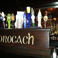 Photo taken at Brocach Irish Pub by Megan P. on 12/3/2011