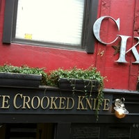 Photo taken at CK14 - The Crooked Knife by Jocelyn B. on 9/6/2012
