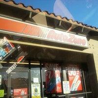 Photo taken at AutoZone by Raquel P. on 11/15/2011