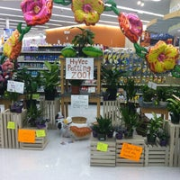 Photo taken at Hy-Vee by Erica F. on 5/25/2011