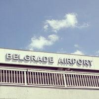 Photo taken at Belgrade Nikola Tesla Airport (BEG) by Nairi S. on 7/12/2012