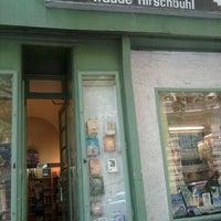 Photo taken at Büchernest - Traude Hirschbrühl by Cindy B. on 6/6/2012