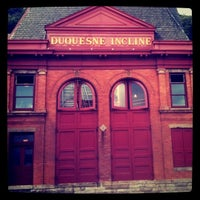 Photo taken at Duquesne Incline by Meredith M. on 8/14/2011