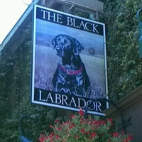 Photo taken at The Black Labrador by Tony A. on 5/26/2011