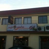 Foto tomada en Café del Centro por Alejandra el 7/12/2012
