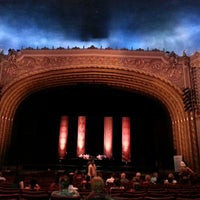 Photo taken at Orpheum Theater by Rolee S. on 8/26/2012