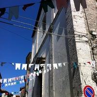 Photo taken at Parrocchia San Pietro by Maurizio M. on 6/3/2012