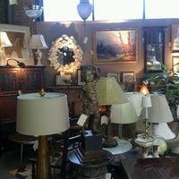 Photo taken at Riverview Antique Market by Jean L. on 4/20/2012