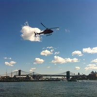 Photo taken at NY Waterway Ferry - Wall St/Pier 11 Terminal by Evgenia on 9/10/2012