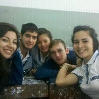 Photo taken at Escuela Normal Sarmiento by Mauro S. on 6/28/2012