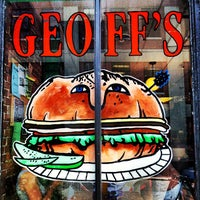Photo taken at Geoff's Superlative Sandwiches by Jamie S. on 8/1/2012