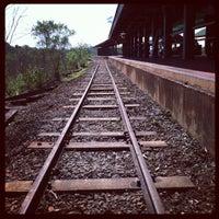 Foto tirada no(a) Estación Central [Tren Ecológico de la Selva] por André H. em 8/17/2012
