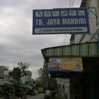 Photo taken at TB. Jaya Mandiri by Rain 苏. on 1/6/2012