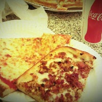 Photo taken at Rosella's Pizzeria by Alex A. on 12/18/2011