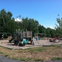 Photo taken at Rollingwood Village Park by Katharyn W. on 8/16/2011