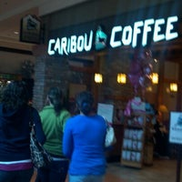 Photo taken at Caribou Coffee by Lacey Q. on 10/24/2011