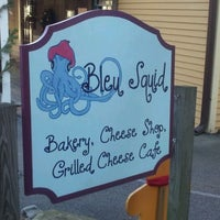 Photo taken at The Bleu Squid by Cera C. on 12/24/2011