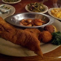 Photo taken at Sams St. Johns Seafood by Susan H. on 10/24/2011