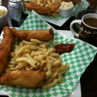 Photo taken at Willman's Fish & Chips by Paul M. on 1/11/2012