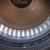 Photo taken at U.S. Capitol Visitor Center by Claudette C. on 3/3/2012