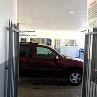 Photo taken at Courtesy Chevrolet by Cory R. on 4/28/2012