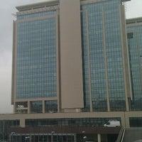 Photo taken at T.C. Gençlik ve Spor Bakanlığı by Lock Man on 5/3/2012