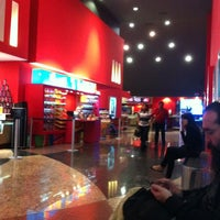 Photo taken at Cinemex by Christian Z. on 2/21/2012