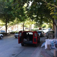 Photo taken at Kerkük Caddesi by Remzi Y. on 8/3/2012
