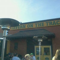 Photo taken at Tavern on the Tracks by Billy G. on 3/11/2012