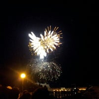 Photo taken at fireworks by Maurizio D. on 8/25/2012