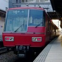 Photo taken at Kō Station (NH04) by やとく on 4/22/2012