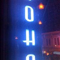 Photo taken at Soho Lounge by Fabian on 7/16/2011