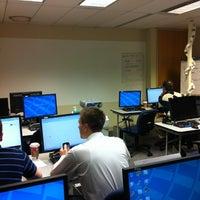 Photo taken at Wrigley Field Room Air Wisconsin Training Facility by Matt C. on 12/6/2011