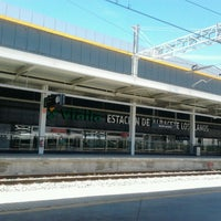Photo taken at Albacete Railway Station - Los Llanos by Pedro S. on 6/21/2012