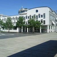 Das Foto wurde bei Deutsche Telekom Campus von Ugurcan am 9/2/2011 aufgenommen