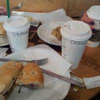Photo taken at Starbucks by Cristian T. on 7/4/2012