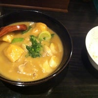 Photo taken at 名古屋カレーうどん 煉 by G K. on 1/31/2012
