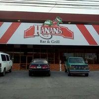 Photo taken at Hanan's Bar & Grill by Juan Alberto B. on 11/24/2011