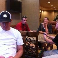 Photo taken at Ramada Inn by Ben B. on 8/7/2011