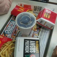 Photo taken at McDonald's by Marcos B. on 6/8/2012