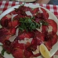 Photo taken at Pasta i basta café by Małgorzata N. on 7/29/2012