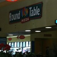 Photo taken at Round Table Pizza by Words in a fishbowl on 8/29/2012