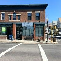 Photo taken at True Bistro by Michelle G. on 4/7/2012